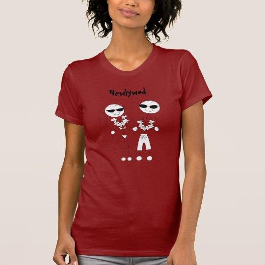 Newlywed Honeymooners T-Shirt