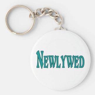 Newlywed Keychain