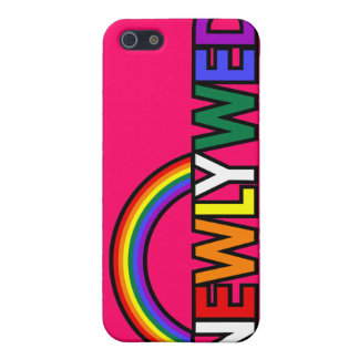 NEWLYWED Speck Case Cover For iPhone 5