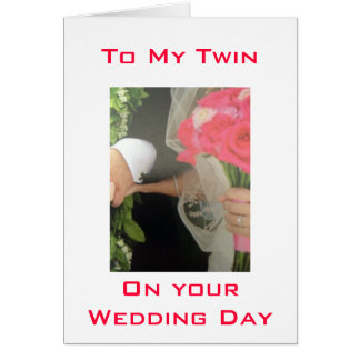 Wedding Gift For Twin Brother : NEWLYWED