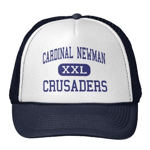 Newman cardinal - cruzados - West Palm Beach Gorro De Camionero