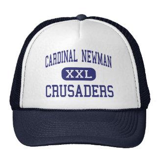 Newman cardinal - cruzados - West Palm Beach Gorros Bordados