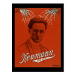 Newmann el grande postal