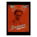 Newmann el grande tarjetas