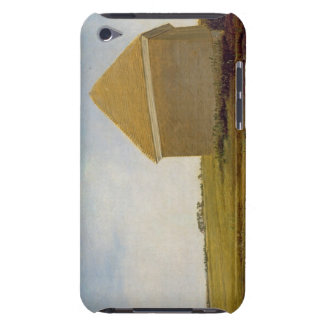 Newmarket Heath, with a Rubbing-Down House, c.1765 iPod Touch Cover