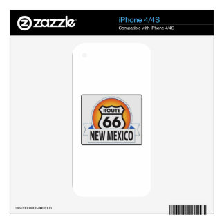 NEWMEX66 DECAL FOR THE iPhone 4S