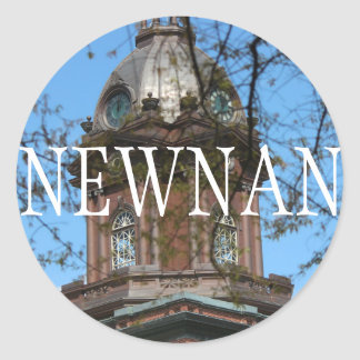 Newnan Car Sticker