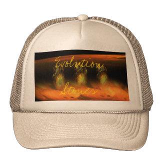 NewPlanet/Creation Designs, Evolution/Stones Trucker Hat