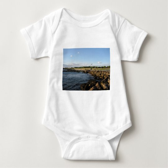 Newport Beach Baby Bodysuit