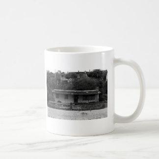 Newport Beach Bungalow Coffee Mugs