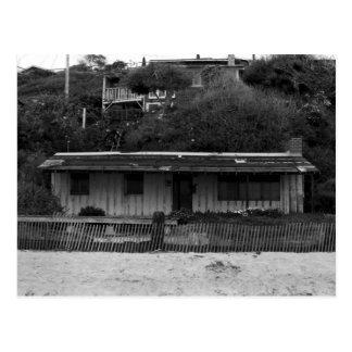 Newport Beach Bungalow Postcard
