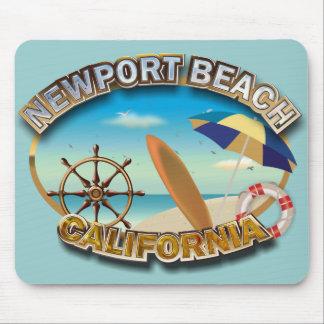 Newport Beach, California Mouse Pad