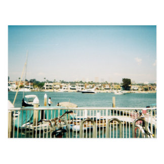 Newport Beach, California Postcard