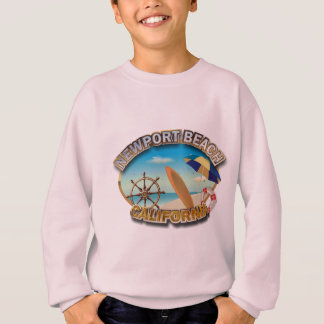 Newport Beach, California Sweatshirt