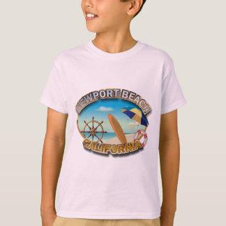 Newport Beach, California T-Shirt