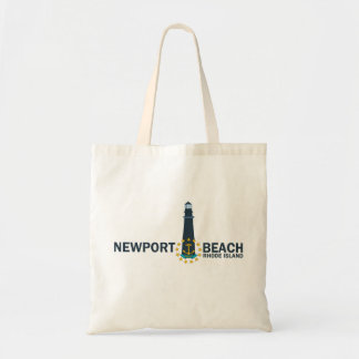 Newport Beach. Tote Bag