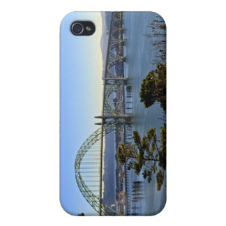 Newport Bridge iPhone 4 Cover