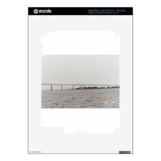 Newport Bridge Decal For iPad 3