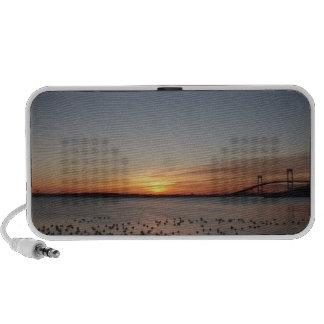 newport bridge laptop speakers