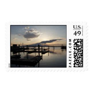 Newport Bridge Stamp