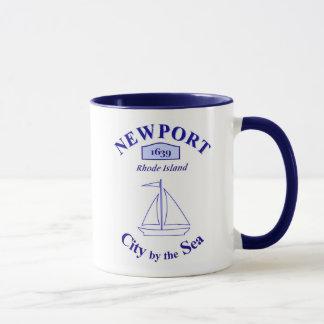 Newport, ciudad por el mar -