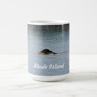 Newport Cliffwalk Classic White Coffee Mug