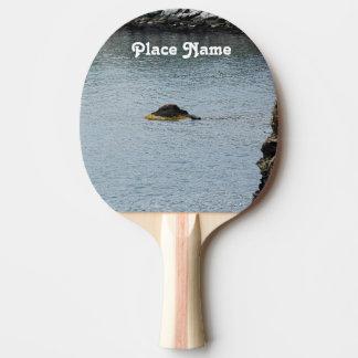 Newport Cliffwalk Ping-Pong Paddle