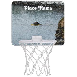 Newport Cliffwalk Mini Basketball Hoop