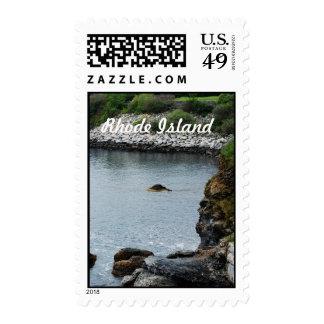 Newport Cliffwalk Stamp