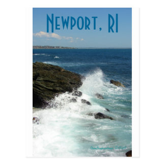 Newport Coast Postcard