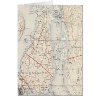 Newport County, Rhode Island Card