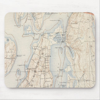 Newport County, Rhode Island Mouse Pad