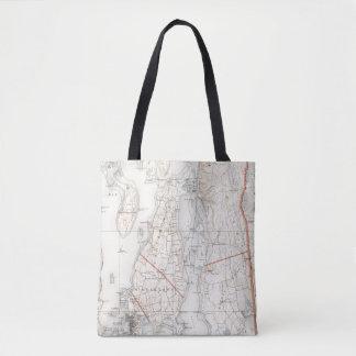 Newport County, Rhode Island Tote Bag