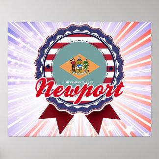 Newport, DE Posters
