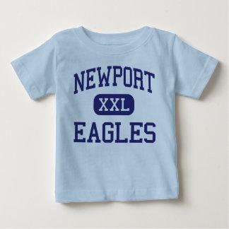 Newport Eagles Middle Newport North Carolina Baby T-Shirt