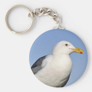 Newport Gull Keychain