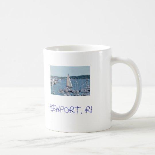 Newport Harbor Mug
