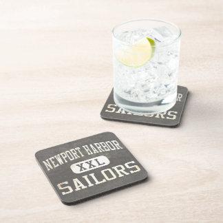 Newport Harbor Sailors Athletics Beverage Coaster