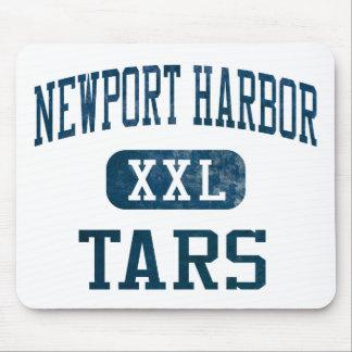 Newport Harbor Tars Athletics Mouse Pad