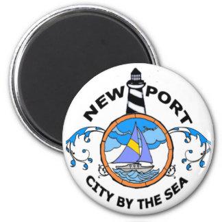 Newport Imán Redondo 5 Cm
