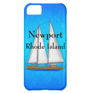 Newport iPhone 5C Cover