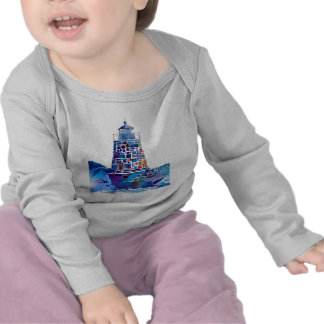 Newport Lighthouse Gifts T-shirts
