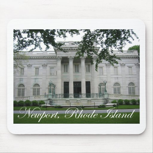 Newport Mansion Mousepad