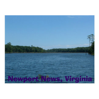 Newport News, Virginia Postcard
