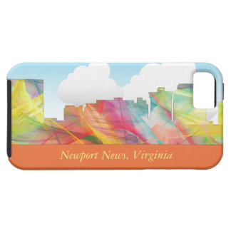 NEWPORT NEWS, VIRGINIA WB1 iPhone SE/5/5s CASE