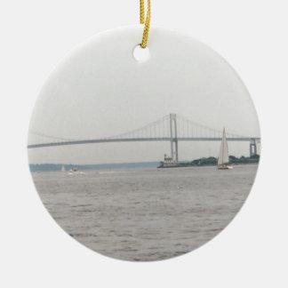 Newport Christmas Tree Ornaments