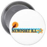 Newport. Pinback Buttons