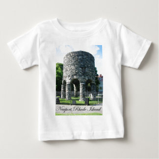 Newport, Rhode Island Baby T-Shirt