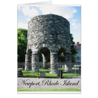 Newport, Rhode Island Card