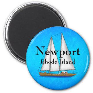 Newport Rhode Island Fridge Magnets